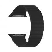 Ремешок Lyambda Pollux для Apple Watch 38/40 мм Black