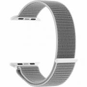 Ремешок Lyambda Vega для Apple Watch 38/40 мм Gray / White