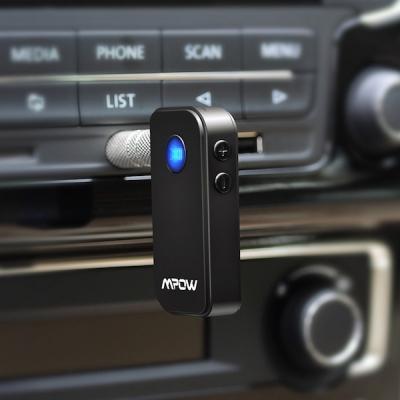Ресивер Bluetooth MPOW Streambot Mini Черный