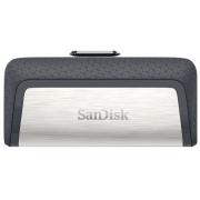 Флешка SanDisk Ultra Dual Drive USB Type-C 128GB