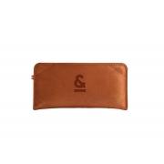 Кожаный чехол-карман Save & Case Cook для iPhone 5/5S/SE Brown