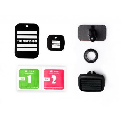 Магнитный держатель в автомобиль TrendVision MagStick Черный