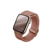 Ремешок Uniq для Apple Watch 40/38 mm ASPEN Strap Braided Pink