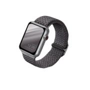 Ремешок Uniq для Apple Watch 40/38 mm ASPEN Strap Braided Grey