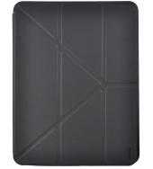 Чехол Uniq Transforma Rigor для iPad 10.2 (2019) с отсеком для стилуса Black