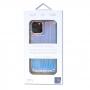 Чехол Uniq для iPhone 12 / 12 Pro Coehl Linear Перламутровый