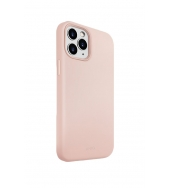 Защитный чехол Uniq Lino для iPhone 12 / 12 Pro Pink