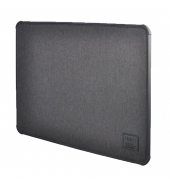 Чехол Uniq для Macbook Pro 13 (2016/2018) DFender Sleeve Kanvas Black