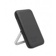 Внешний аккумулятор Uniq HOVEO 5000mAh Magnetic Wireless 15W USB-C PD 20W Grey