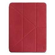 Чехол Uniq Transforma Rigor для iPad 10.2 (2019) с отсеком для стилуса Red