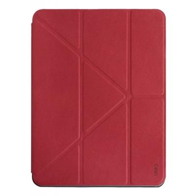 Чехол Uniq для iPad 10.2 (2019) Transforma Rigor с отсеком для стилуса Красный