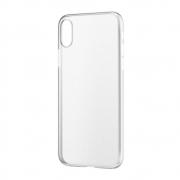 Защитный чехол для iPhone X Baseus Wing Case White