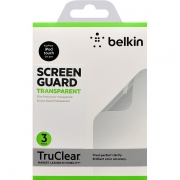 Три защитные пленки Belkin для iPod Touch 6 глянцевые