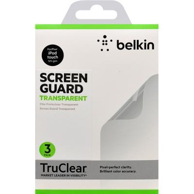 Защитная пленка Belkin для iPod Touch 6 Прозрачная (3шт)