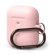 Чехол Elago для AirPods с беспроводной зарядкой Hang Case Pink