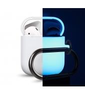 Чехол Elago для AirPods Hang Case Nightglow Blue