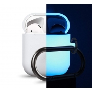 Чехол Elago для AirPods Hang Case Nightglow Blue