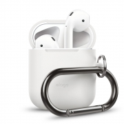 Чехол Elago для AirPods Hang Case White
