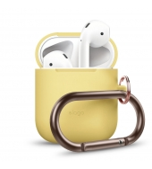 Чехол Elago для AirPods Hang Case Yellow