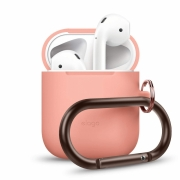 Чехол Elago для AirPods Hang Case Peach