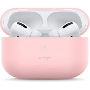Тонкий чехол Elago для AirPods Pro Slim Silicone Сase Pink