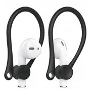 Держатель Elago для AirPods EarHook (2 пары) Black