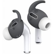 Держатель Elago для AirPods Pro Earbuds Hook Dark Grey