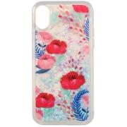 Чехол iCover для iPhone X Hard Sparkle (Liquid) Opium