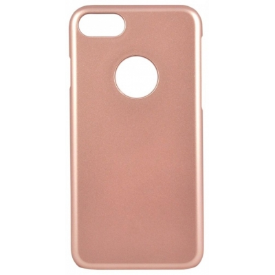 Чехол для iPhone 8/7 iCover Glossy Розовое Золото