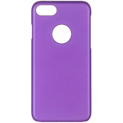 Чехол для iPhone 8/7 iCover Rubber Фиолетовый