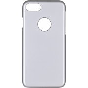 Чехол для iPhone 8/7 iCover Rubber Silver