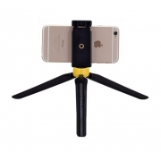 Трипод Momax Selfie Tripod Black / Yellow
