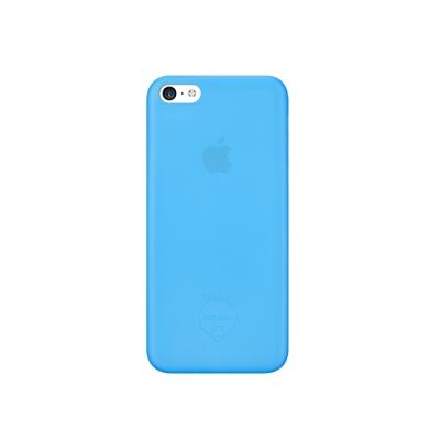 Чехол Ozaki O!Coat - 0.3mm для iPhone 5c Голубой