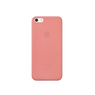 Чехол Ozaki O!Coat - 0.3mm для iPhone 5c Розовый