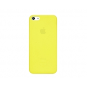 Чехол для iPhone 5c Ozaki O!Coat - 0.3mm Jelly Yellow