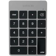 Беспроводной цифровой блок Satechi Aluminum Slim Keypad Numpad Space Gray