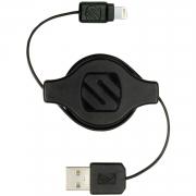 Кабель SCOSCHE I2R Strikeline Pro Lightning to USB Black