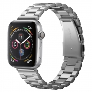 Ремешок Spigen Modern Fit для Apple Watch 42 / 44mm Silver