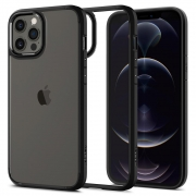 Защитный чехол Spigen Ultra Hybrid для iPhone 12 / 12 Pro Crystal Black