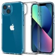 Защитный чехол Spigen Ultra Hybrid для iPhone 13 mini Crystal Clear