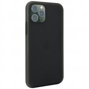 Защитный чехол SwitchEasy Skin для iPhone 11 Pro Max Transparent Black