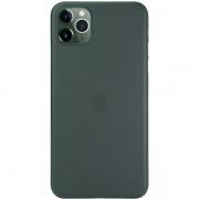 Защитный чехол SwitchEasy 0.35 для iPhone 11 Pro Army Green