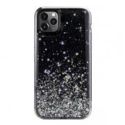 Защитный чехол SwitchEasy Starfield для iPhone 11 Pro Max Transparent Black
