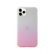 Защитный чехол SwitchEasy Skin для iPhone 11 Pro Max Gradient Pink / White