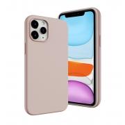 Защитный чехол SwitchEasy MagSkin для iPhone 12 / 12 Pro Pink Sand