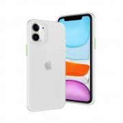 Защитный чехол SwitchEasy 0.35 для iPhone 12 mini Transparent White