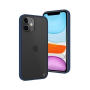 Защитный чехол SwitchEasy AERO для iPhone 12 mini Navy Blue