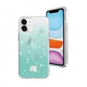 Защитный чехол SwitchEasy Lucky Tracy для iPhone 12 mini Blue