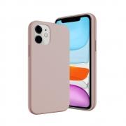 Защитный чехол SwitchEasy Skin для iPhone 12 mini Pink Sand