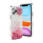 Защитный чехол SwitchEasy Flash для iPhone 12 Pro Max Sakura